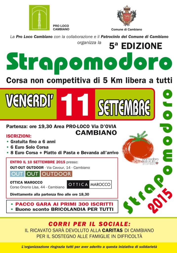 Strapomodoro 70x100