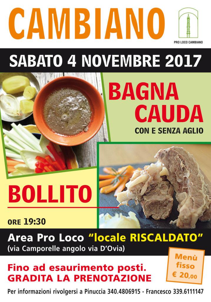 Bagnacauda Bollito 70x100